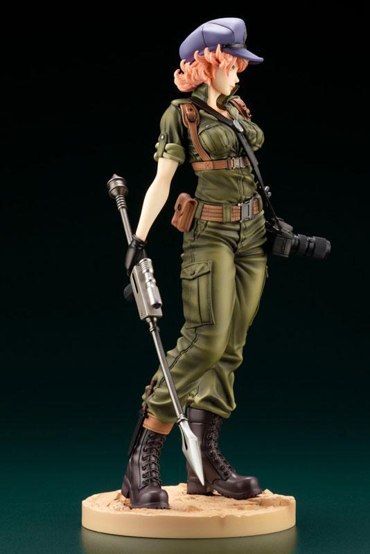 G.I.JOE Bishoujo Lady Jaye 1/7 Complete Figure 5