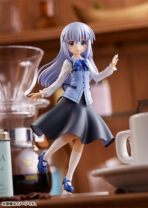 POP UP PARADE Is the order a rabbit? BLOOM Chino Complete Figure product