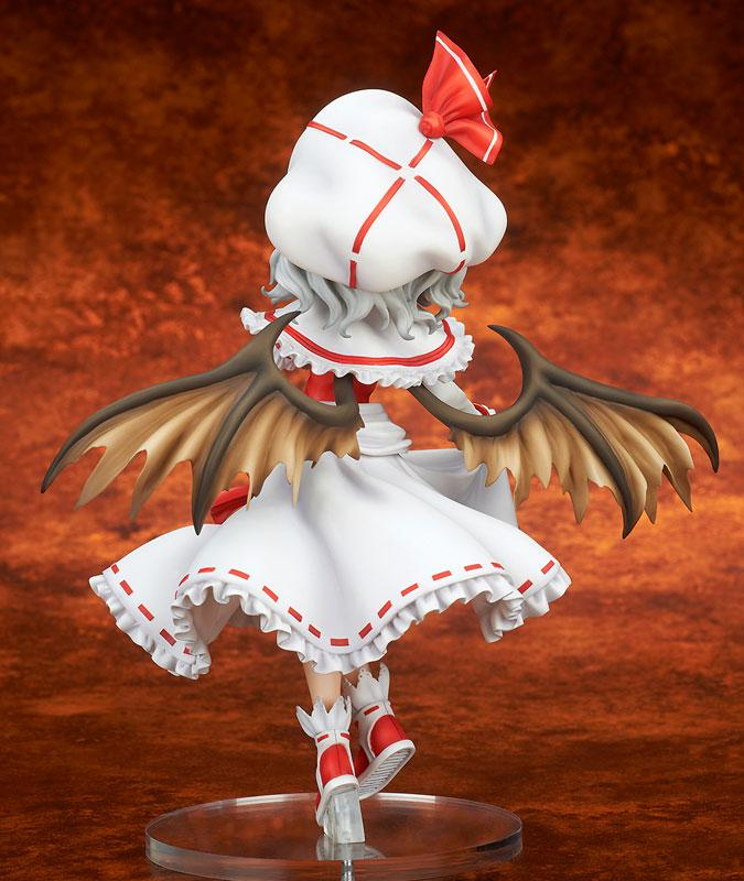 Touhou Project Remilia Scarlet Touhou Kourindou Ver. Complete Figure