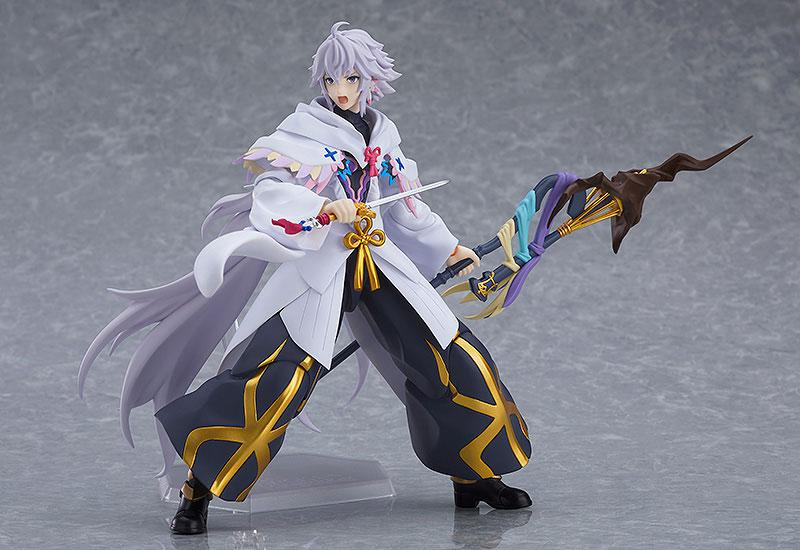 figma Fate/Grand Order -Absolute Demonic Battlefront: Babylonia- Merlin 1