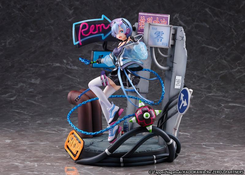 Re:ZERO -Starting Life in Another World- Rem -Neon City Ver.- 1/7 Complete Figure product
