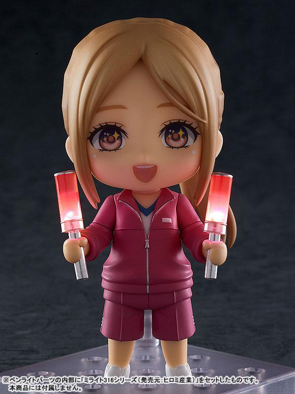 Nendoroid If My Favorite Pop Idol Made It to the Budokan, I Would Die Eripiyo 4
