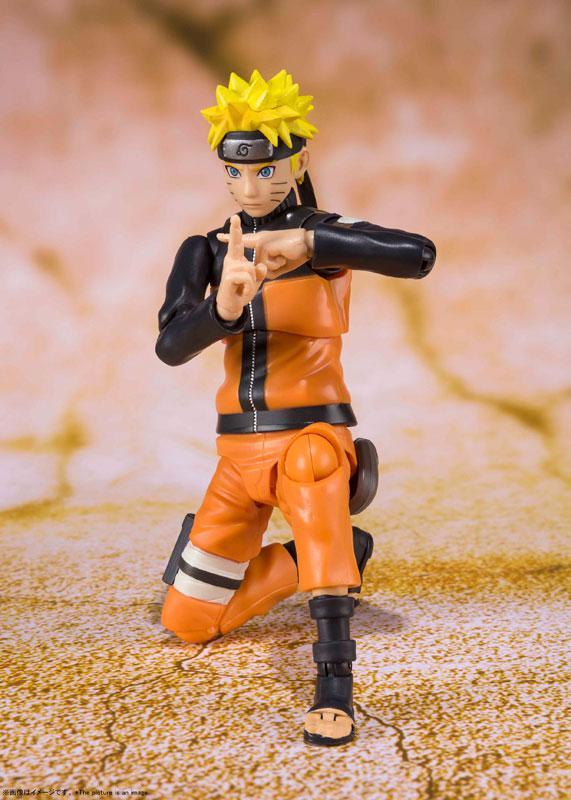 "S.H.Figuarts Naruto Uzumaki [BEST SELECTION] ""NARUTO Shippuden"" main"