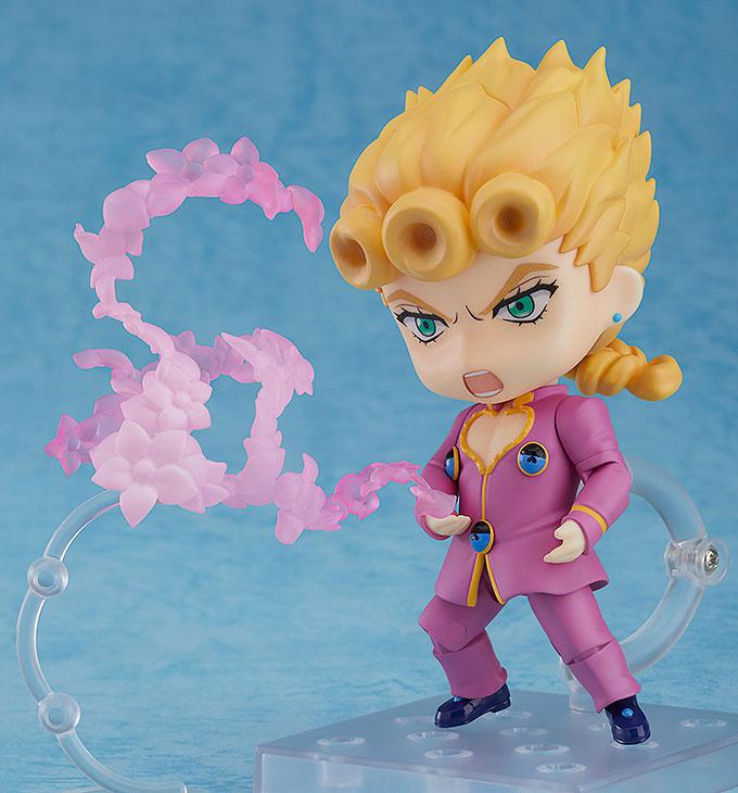 "Nendoroid TV Anime ""JoJo's Bizarre Adventure Golden Wind"" Giorno Giovanna"
