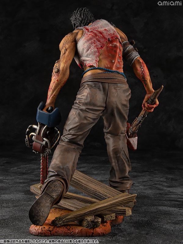 DEAD BY DAYLIGHT Hillbilly Complete Figure