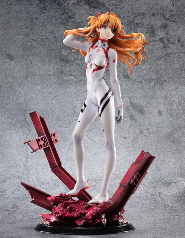 Evangelion: 3.0+1.0 Thrice Upon a Time Asuka Langley Shikinami [Last Mission] 1/7 Complete Figure