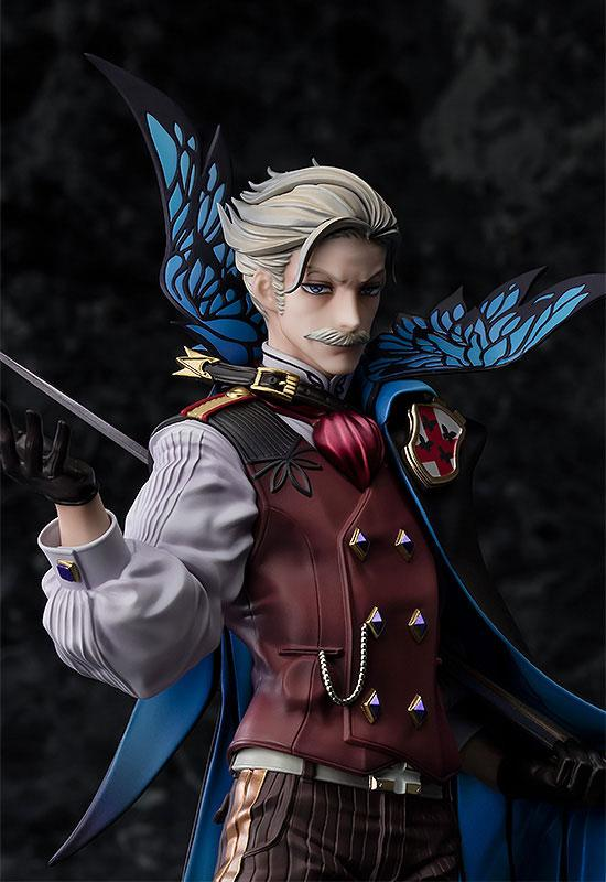 Fate/Grand Order Archer/James Moriarty 1/8 Complete Figure 4