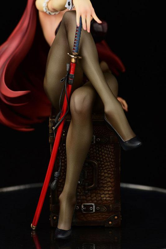 FAIRY TAIL Erza Scarlet Bunny Girl Style 1/6 Complete Figure