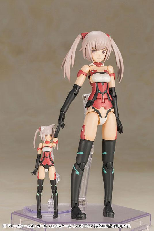 Frame Arms Girl Hand Scale Innocentia Plastic Model 12