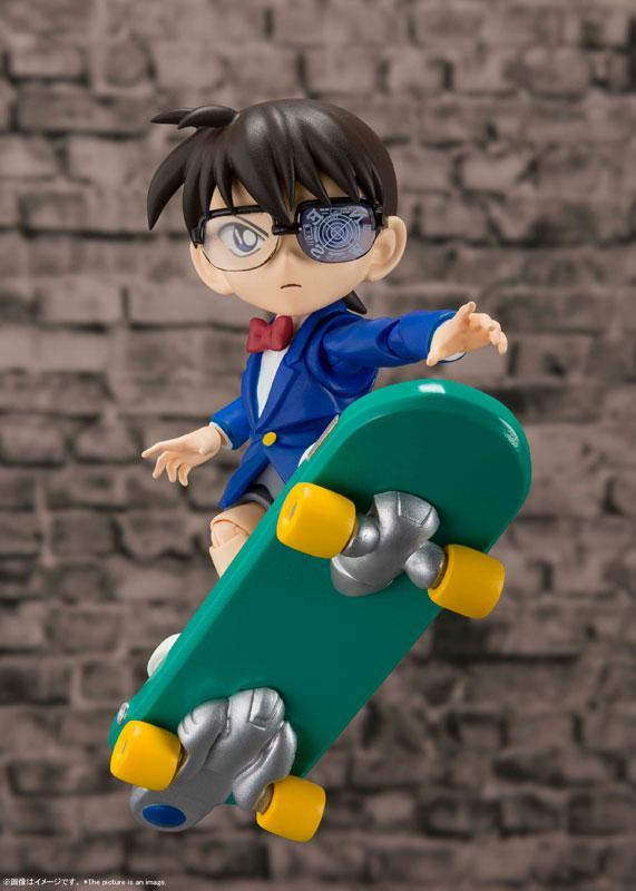 "S.H.Figuarts Conan Edogawa -Tracking Part- ""Detective Conan"" product"