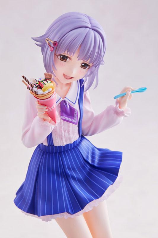 DreamTech THE IDOLM@STER Cinderella Girls [Self-proclaimed Sweet Heroine] Sachiko Koshimizu 1/7 Complete Figure 5