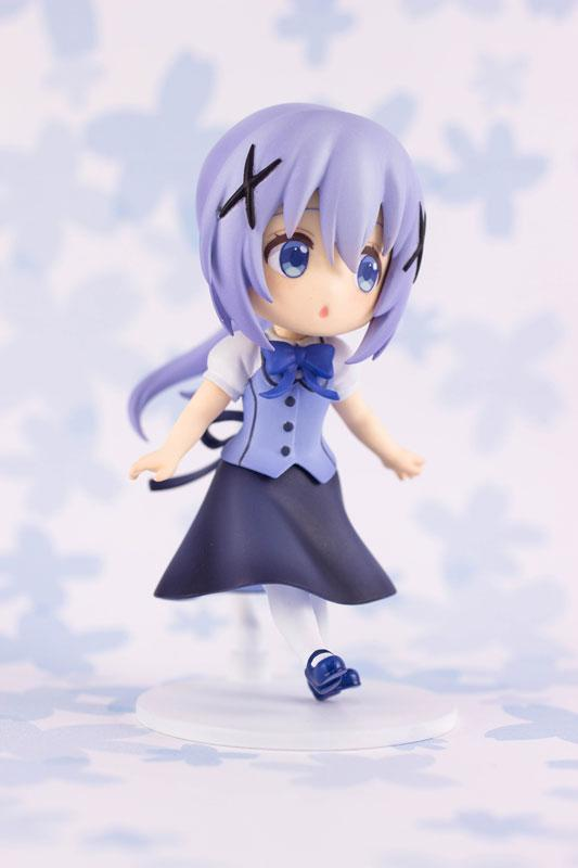 Is the order a rabbit? BLOOM Mini Figure Chino product