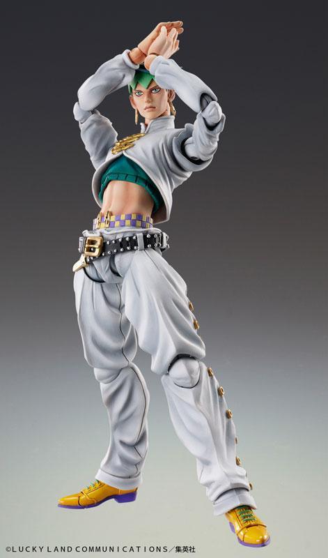 Super Action Statue JoJo's Bizarre Adventure Part.IV Rohan Kishibe & Heaven's Door 0