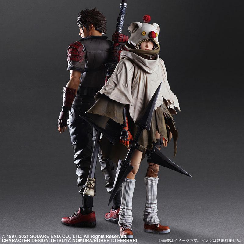 Final Fantasy VII Remake Intergrade PLAY ARTS Kai Yuffie Kisaragi