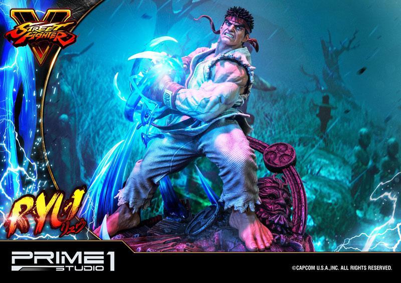 Premium Master Line / Street Fighter V: Ryu 1/4 Statue