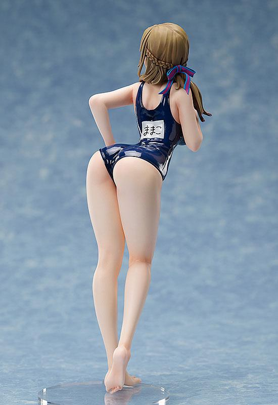 Do You Love Your Mom and Her Two-Hit Multi-Target Attacks? Mamako Oosuki School Swimsuit Ver. 1/7 Complete Figure