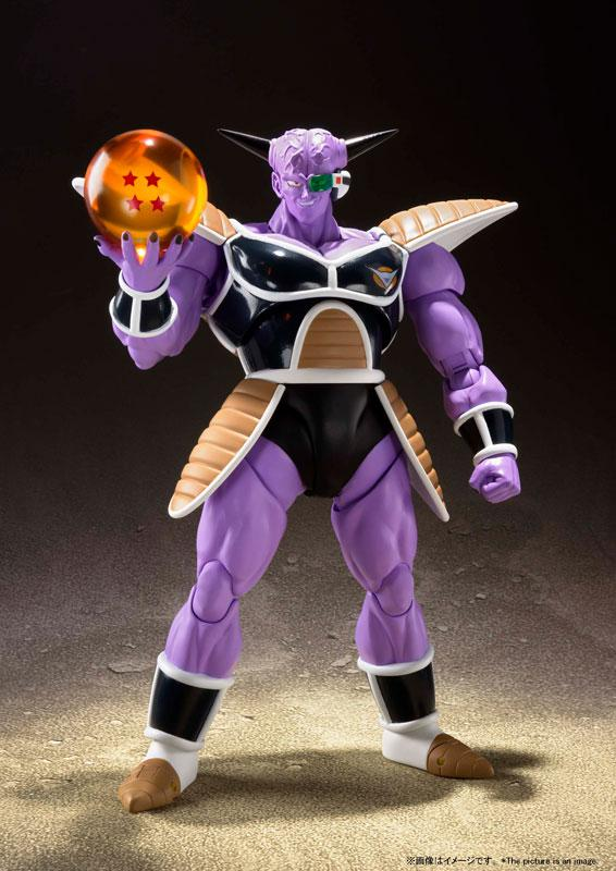 "S.H.Figuarts Ginyu ""Dragon Ball Z"" product"