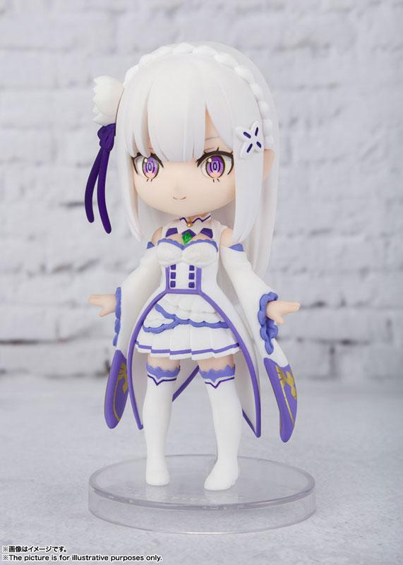 "Figuarts mini Emilia ""Re:ZERO -Starting Life in Another World-"" product"