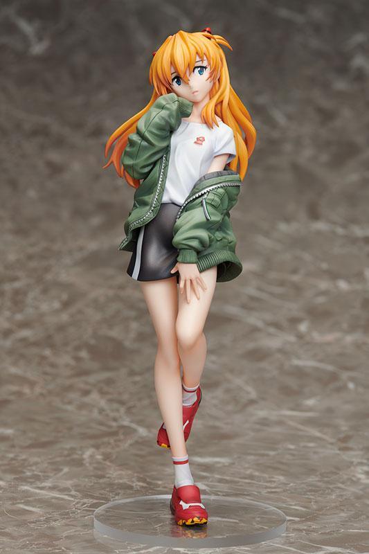 Evangelion (RADIO EVA) Asuka Langley Shikinami Ver.RADIO EVA 1/7 Complete Figure 0