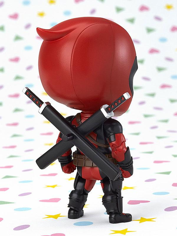 Nendoroid Deadpool DX