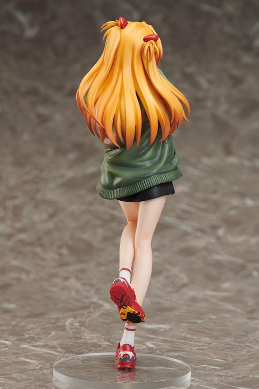 Evangelion (RADIO EVA) Asuka Langley Shikinami Ver.RADIO EVA 1/7 Complete Figure 1