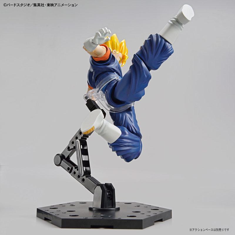 "Figure-rise Standard Super Saiyan Vegito (Renewal Ver.) Plastic Model ""Dragon Ball Z"" 6"