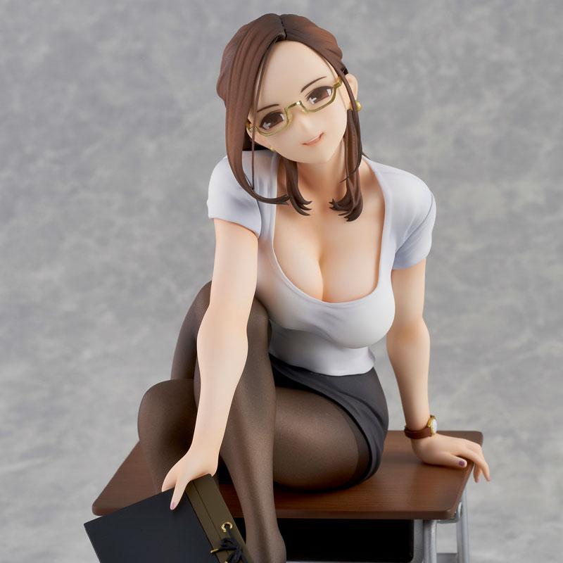 Miru Tights Gogatsubyou? Sensei ga Naoshite Ageyokka? Yuiko Sensei LIMITED edition. Complete Figure 3