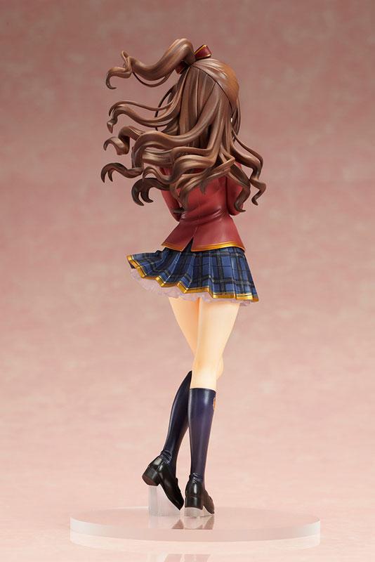 THE IDOLM@STER Cinderella Girls Uzuki Shimamura Love Letter Ver. 1/8 Complete Figure 1