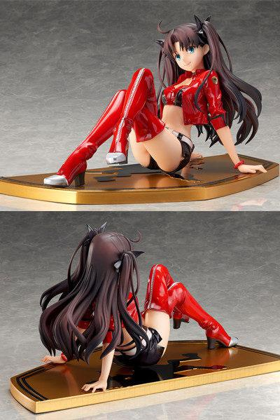 Fate/stay night - Rin Tohsaka TYPE-MOON RACING Ver. 1/7 Complete Figure