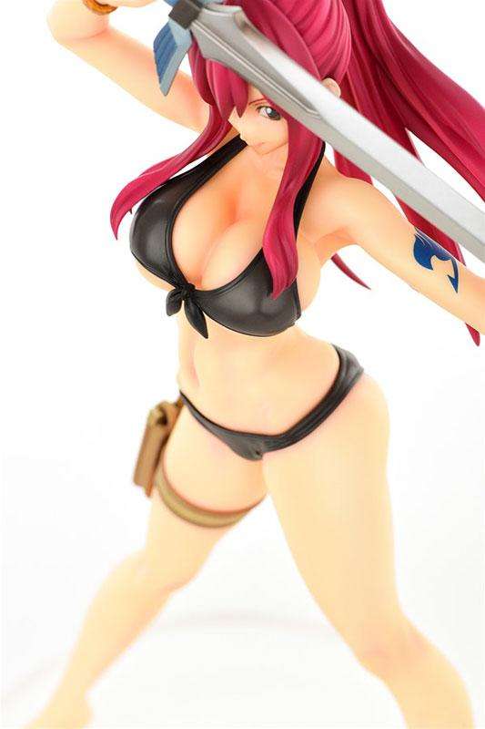 FAIRY TAIL Erza Scarlet, Swimsuit Gravure_Style 1/6 Complete Figure