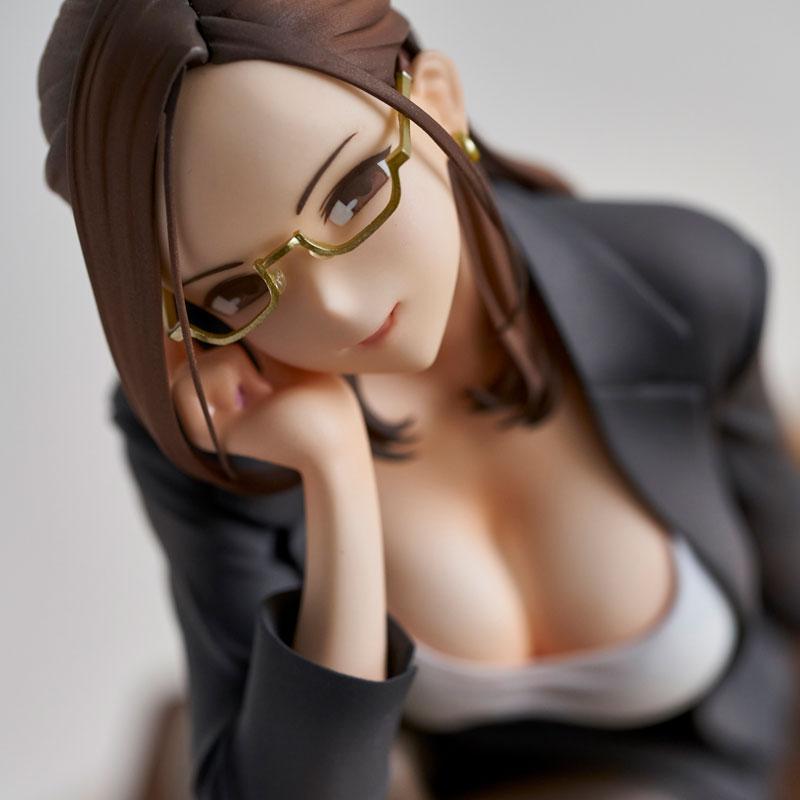 Miru Tights Gogatsubyou? Sensei ga Naoshite Ageyokka? Yuiko Sensei Complete Figure 11
