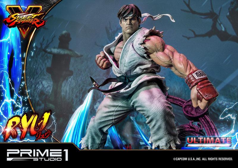 Premium Master Line Street Fighter V Ryu Ultimate 1/4 Statue 21