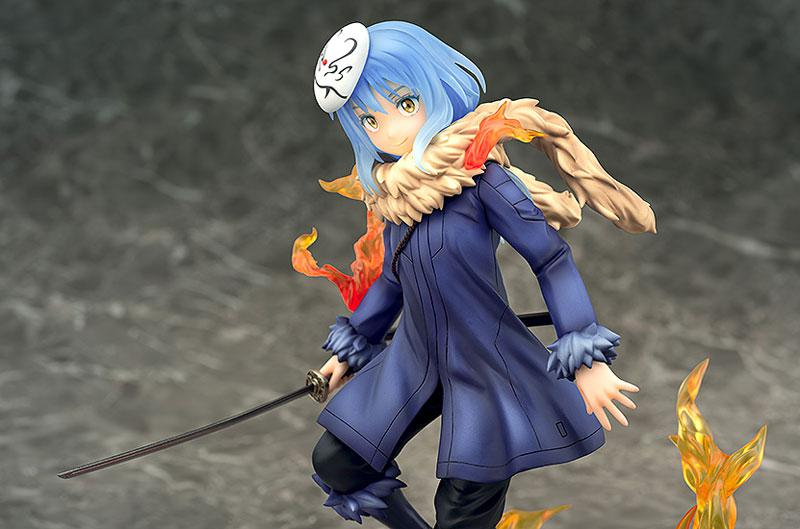That Time I Got Reincarnated as a Slime Rimuru Tempest 1/7 Complete Figure 4
