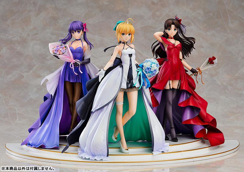 Fate/stay night -15th Celebration Project- Sakura Matou -15th Celebration Dress Ver.- 1/7 Figure 4