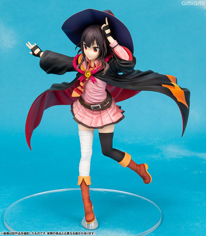Movie KonoSuba: God's Blessing on this Wonderful World! Kurenai Densetsu Megumin School Uniform ver. 1/7 Complete Figure