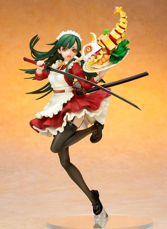 7th Dragon 2020-II Samurai (Katanako) Maid Style Event Exclusive Extra Color 1/7 Complete Figure