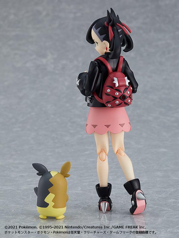 figma Pokemon Marnie