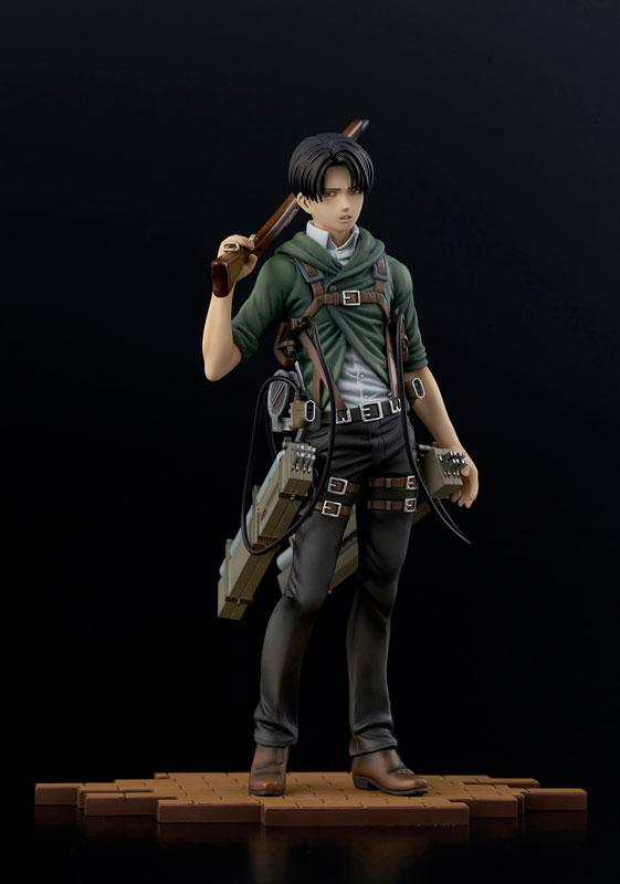 BRAVE-ACT Attack on Titan Levi -ver.2A- 1/8 Complete Figure product