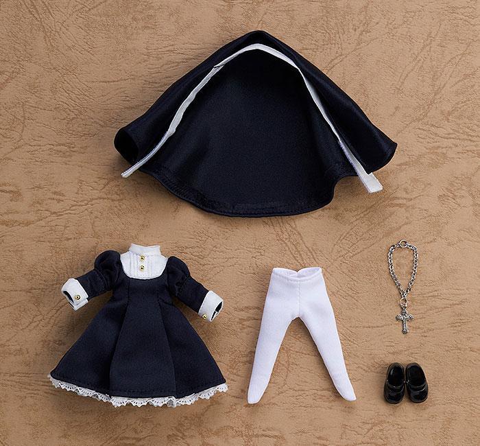 Nendoroid Doll Outfit Set Nun main