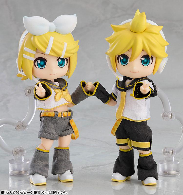 Nendoroid Doll Character Vocal Series 02 Kagamine Rin