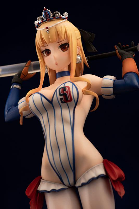 Lily and Bat Ouka Ousaka 1/7 Complete Figure 8