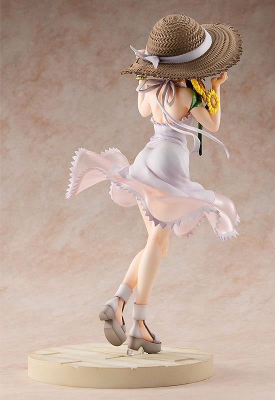 KDcolle KonoSuba Kurenai Densetsu Megumin Sunflower One-Piece Dress Ver. 1/7 Complete Figure