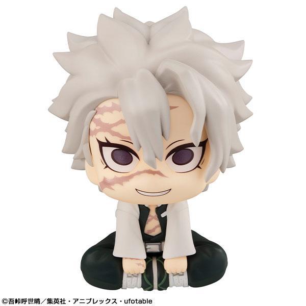 LookUp Demon Slayer: Kimetsu no Yaiba Sanemi Shinazugawa Complete Figure product