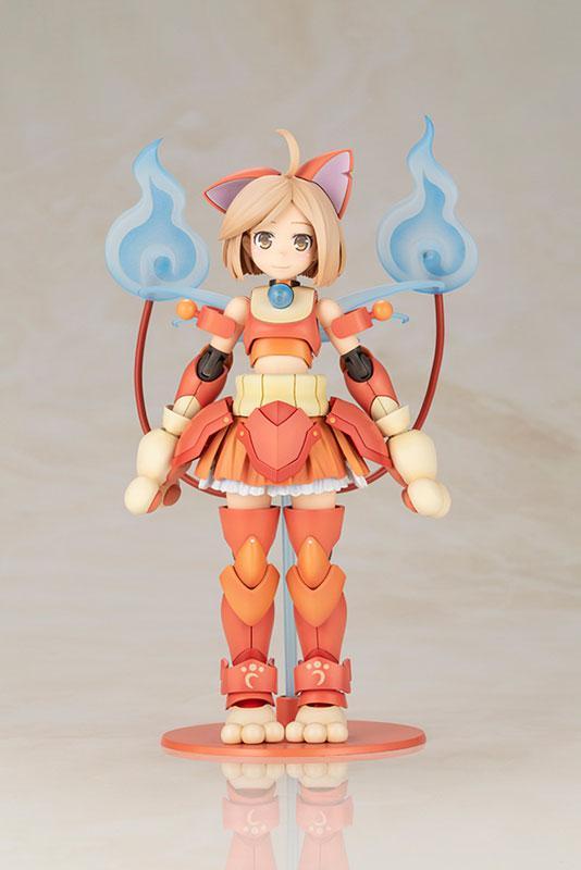 Soukou Musume LBCS: Jibanyan Tsugumi Kozakura Plastic Model