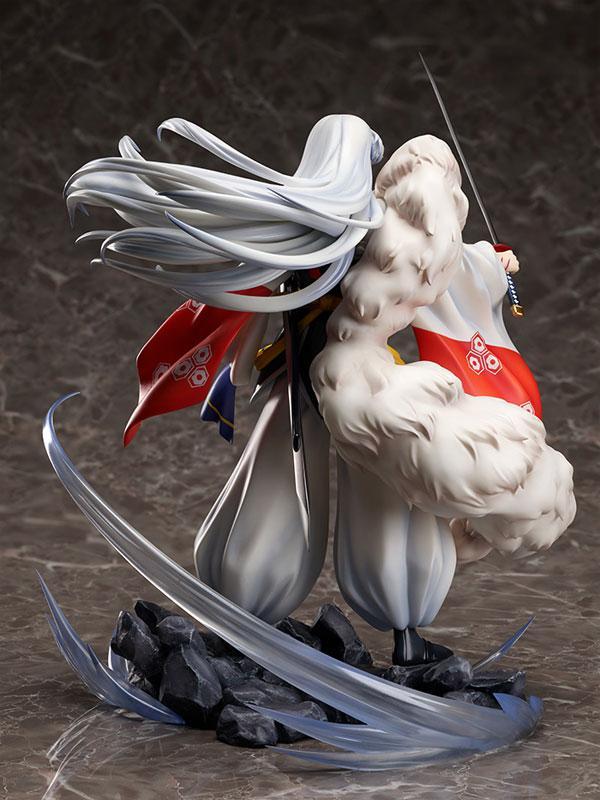 """InuYasha"" Sesshomaru 1/7 Complete Figure product"