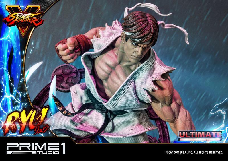 Premium Master Line Street Fighter V Ryu Ultimate 1/4 Statue 22