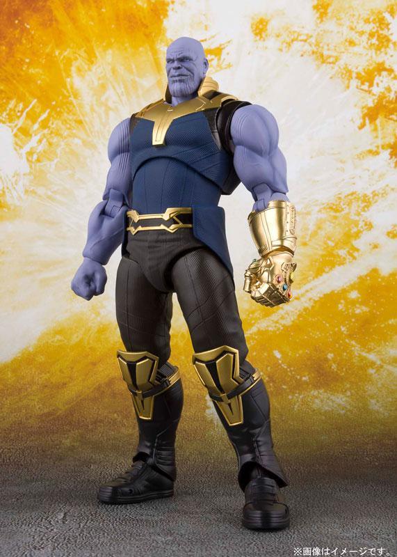 S.H. Figuarts Thanos (Avengers: Infinity War) main
