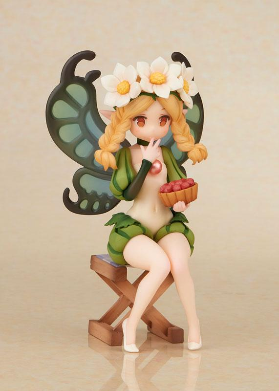 Odin Sphere: Leifdrasir Moley no Shucchou Restaurant Mercedes (Single Item) Complete Figure