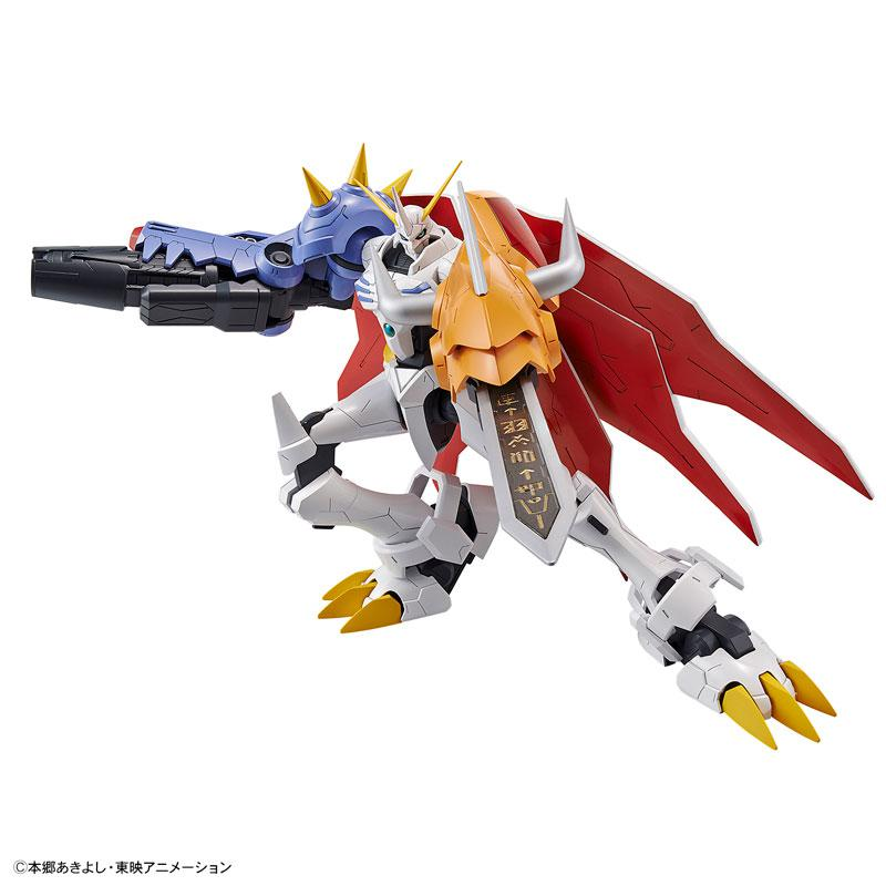 "Figure-rise Standard Omegamon (AMPLIFIED) Plastic Model ""Digimon Adventure"""