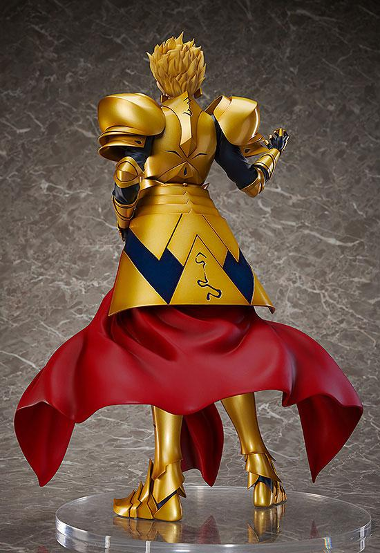 Fate/Grand Order Archer/Gilgamesh 1/4 Complete Figure 2